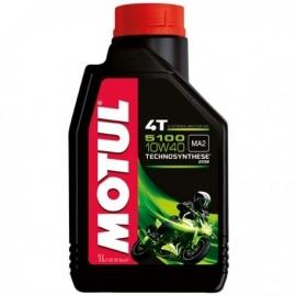 Motorový olej Motul 5100 4T SAE 10W40, 1L