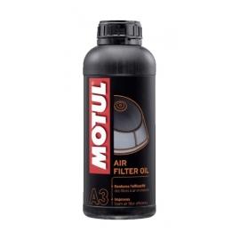 Olej Motul A3 do vzduchového filtru, 1L