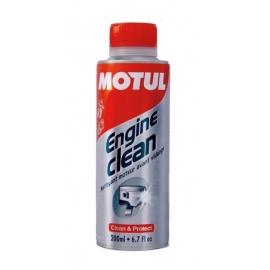 Čistící přísada do oleje Motul Engine Clean Moto, 200ml