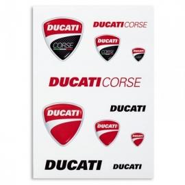 Samolepky Ducati mix