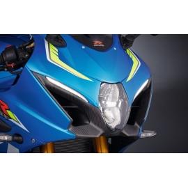 Karbonový kryt nasávaní vzduchu Suzuki, originál