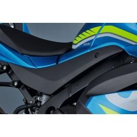 Karbonový kryt rámu Suzuki levá strana, originál