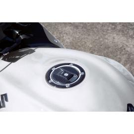 Ochranný kryt nádrže černý Suzuki, originál
