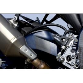 Kryt otočeného ramena černý Suzuki, originál