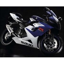 Ochranná transparentní fólie nádrže Suzuki, originál