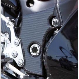 Kryt rámu Suzuki karbon vzhled, originál