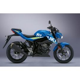 Ochranná fólie rámu motocyklu Suzuki, originál