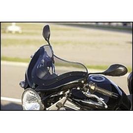 Přední štít lakovaný černý Suzuki, originál