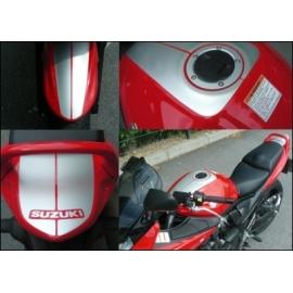 Dekorační samolepka pruhy Suzuki, originál