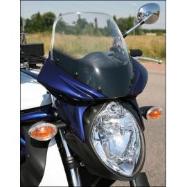 Maska lamy Gladius metalická modrá Suzuki, originál