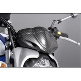 Přední kryt rychloměru karbon vzhled Suzuki, originál