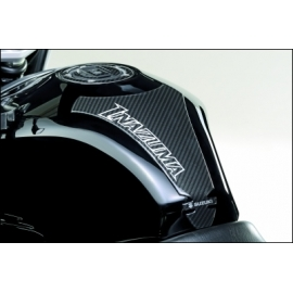 Tankpad Suzuki karbon vzhled, originál