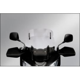 Přídavný přední plexi šťít kouřový Suzuki, originál