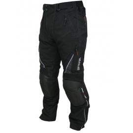 Pánské textilní Moto kalhoty Spark Blazer, černé