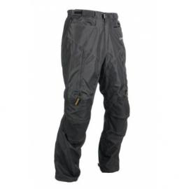 Pánske textilné moto nohavice Spark Summer, čierne