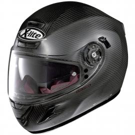 Moto helma X-Lite X-702 GT Ultra Carbon Puro Flat Carbon 2