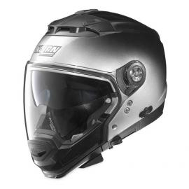 Moto helma Nolan N44 EVO Special N-Com Silver 27