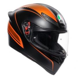 AGV moto přilba K-1 Warmup oranžová