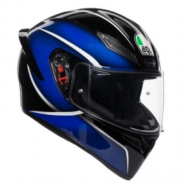 AGV moto přilba K-1 Qualify modrá