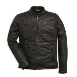 Kožená bunda Ducati Soul C2 černá