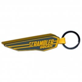 DUCATI Scrambler Wing klíčenka