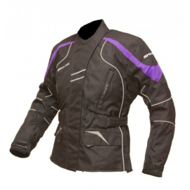 Dámska textilná bunda Spark Lady Berry, fialová