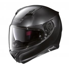Moto helma Nolan N87 Classic N-Com Flat Black 10