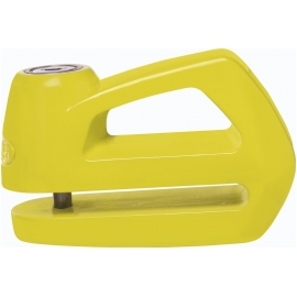 ABUS kotúčový zámok ELEMENT 290 Element yellow