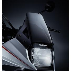 Cestovní štít Suzuki Katana, originál