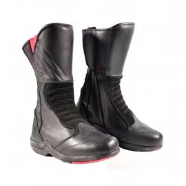 Pánske cestovné moto topánky Spark Urban, čierne