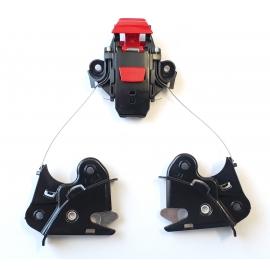 Otevírací kit pro výklopné helmy Nolan - XL-2XL-3XL- N104/EVO/ABSOLUTE