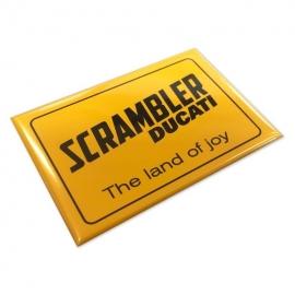 Magnet Dicato Scrambler The Land of Joy