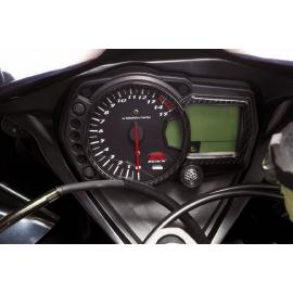 Suzuki polep budíků Carbon vzhled GSX-R 750/1000