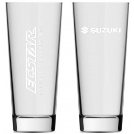 Sada skleniček 6ks Suzuki Ecstar, originál