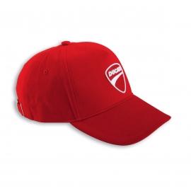 Pánská kšiltovka Ducati Company červená, originál