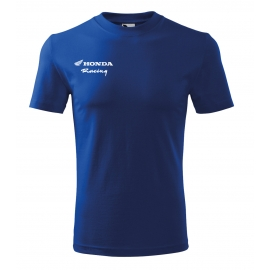 Pánske tričko Honda modré