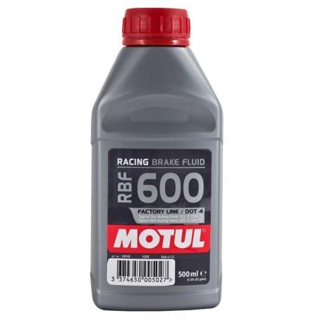 Motul RBF 600 brzdová kapalina Factory Line, 500ml
