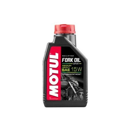 Motul tlumičový olej Expert 15W, 1L