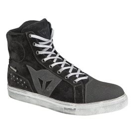 DAINESE topánky STREET BIKER AIR black / anthracite