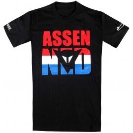 Pánské tričko DAINESE Assen D1, černé