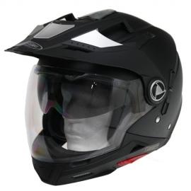 Moto helma Cyber US-101 černá matná 5v1