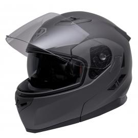 Moto prilba Yohe 950, čierna matná