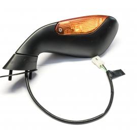 Zrcátko TechStar s blinkrem na Aprilia RSV 1000 FACTORY