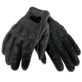 Moto rukavice Dainese BLACKJACK UNISEX černá, kozí kůže