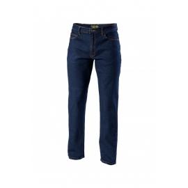 Pánské kevlarové moto kalhoty Neowell, modré