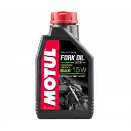 Tlumičový olej Motul Fork Oil Expert 15W Medium Heavy, 1L