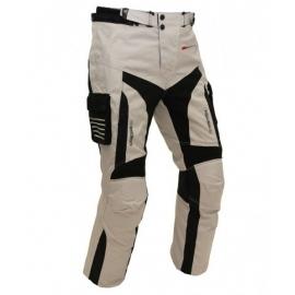 Pánske textilné moto nohavice Spark GT Turismo svetlé