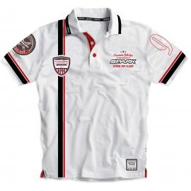 Pánské polo tričko Spark Polo 001, bílý