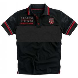 Pánské polo tričko Spark Polo 002, černé