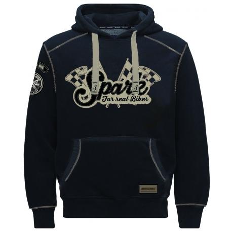 Pánská mikina Spark 002, černá